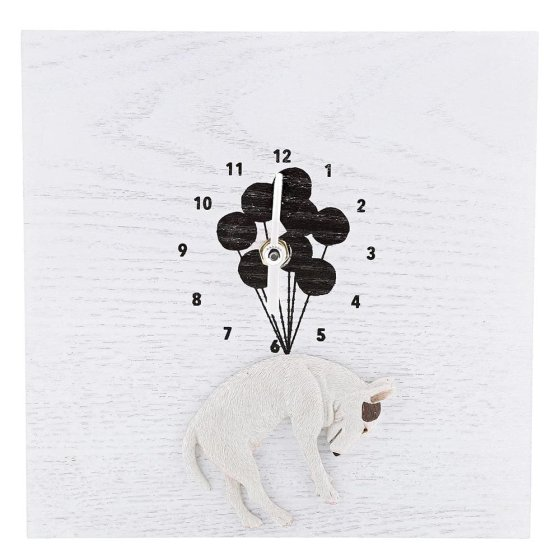 'Balloons' Clock