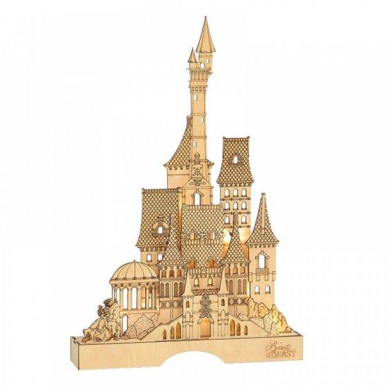 Beauty and the Beast Illuminated Castle