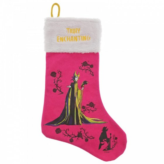 Truly Enchanting (Maleficent Stocking)