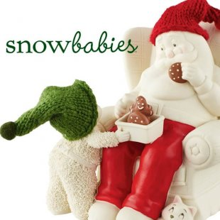 Sweet Memories are made by Snowbabies