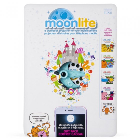 Moonlite Gift Pack - Mr Men