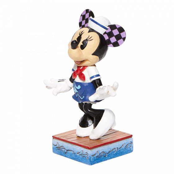 Sassy Sailor - Minnie Mouse Personality Pose Figurine