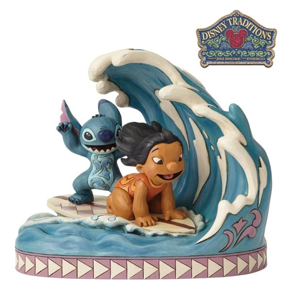 New figurines join the Disney Traditions Collection as Jim Shore celebrates fifteen years with Enesco!
