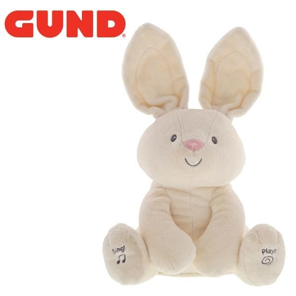 Hop to it before she sells out! GUND unveils new animated bunny rabbit plush following  sell-out success with Flappy™