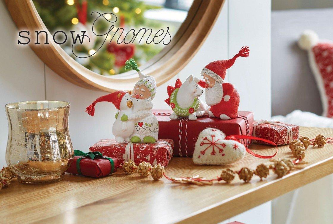 Snow Gnomes