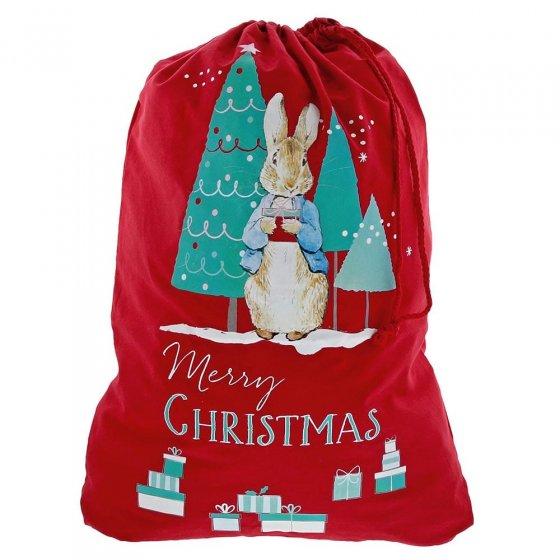 Peter Rabbit Christmas Sack