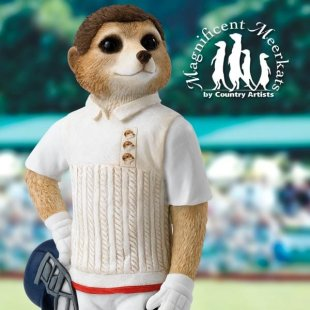 Suave Dancer and Cricket Hero Join the Magnificent Meerkats Hall of Fame