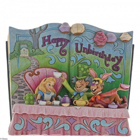Happy Unbirthday (Storybook Alice in Wonderland Tea Party Fi