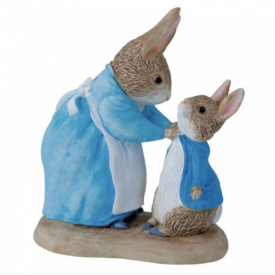 Mrs. Rabbit & Peter