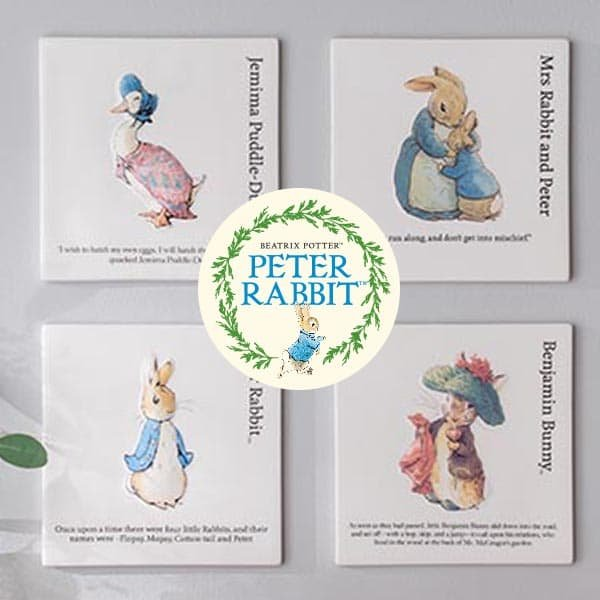 Enesco launches new Peter Rabbit™ Wall Plaques