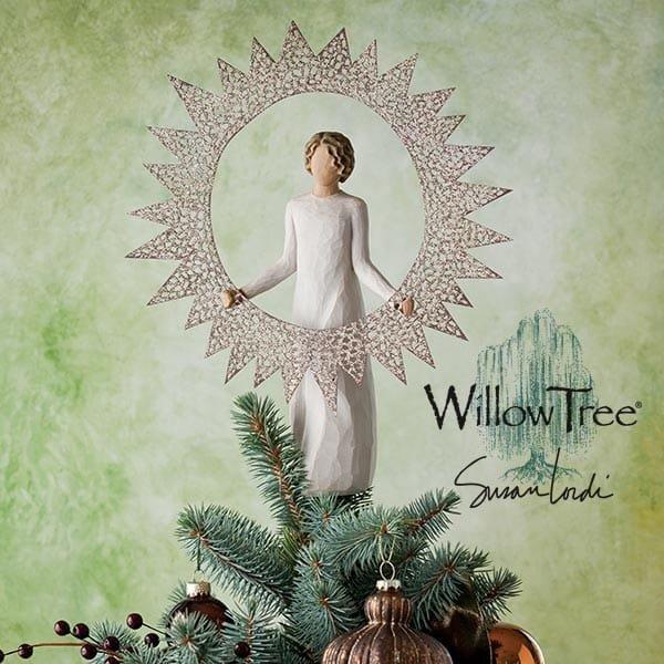 Willow Tree Starlight Tree Topperfigurine Enesco