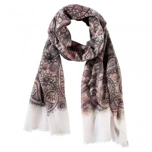Paisley Style & Gracie Scarf
