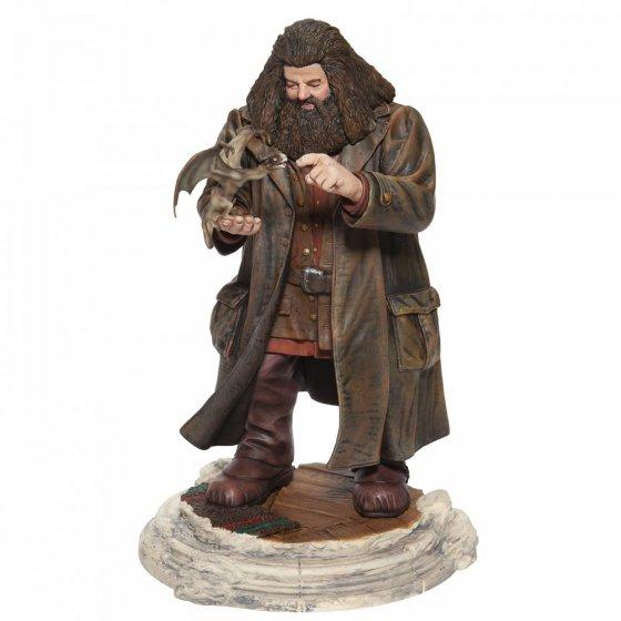 Hagrid and Norberta Figurine
