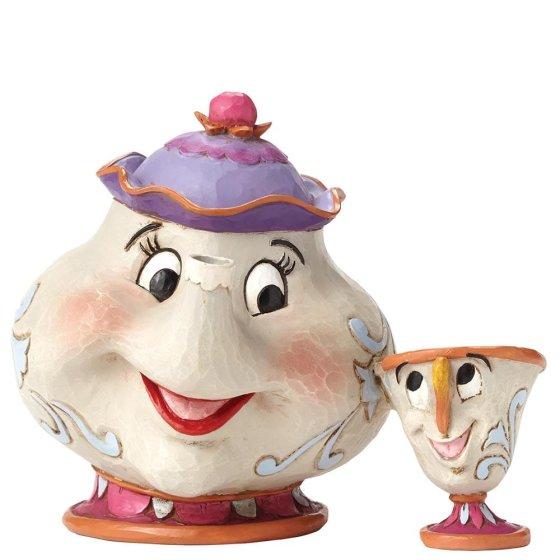 A Mother's Love (Mrs Potts & Chip Figurine)