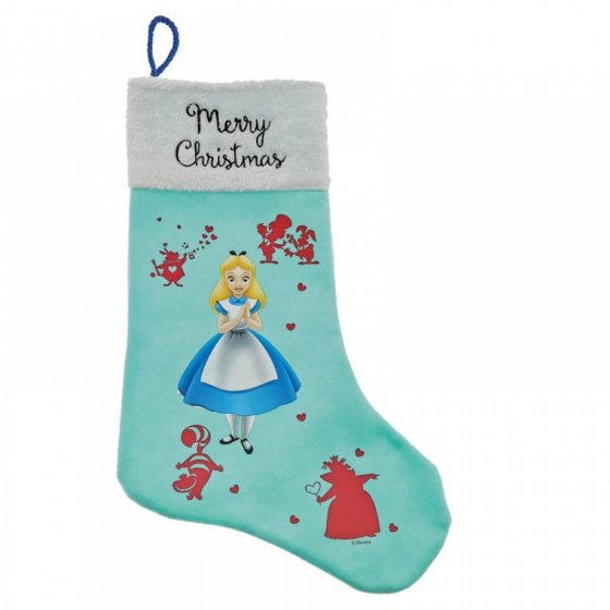 Alice in Wonderland Stocking