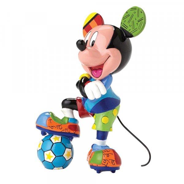 Mickey Mouse Football Figurine : Enesco