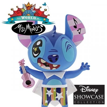 Ohana means family, and family means no one gets left behind Enesco adds new Stitch figurine to the The World of Miss Mindy presents Disney Collection