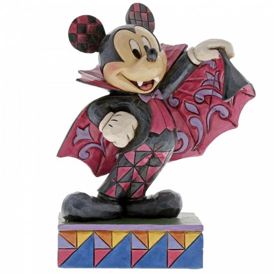 Colourful Count (Mickey Mouse Figurine)