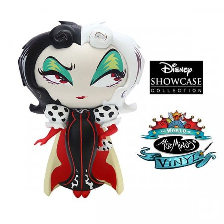Enesco launches new range of Disney Villains vinyl figurines  in its ever-popular The World of Miss Mindy Presents Disney collection