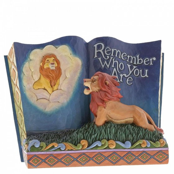 Remember Who You Are (Storybook The Lion King Figurine)