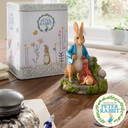 Enesco Celebrates Thirty Years in Partnership with Peter Rabbit™