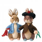 Peter Rabbit and Benjamin Bunny Limited Edition 500 (Set 2)