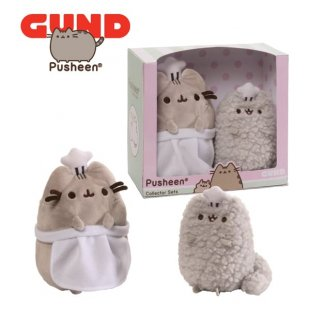 Collectable Sets featuring Pusheen by GUND launched.