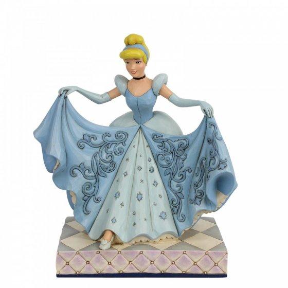Cinderellla Transformation (Cinderella Glass Slipper Figurin