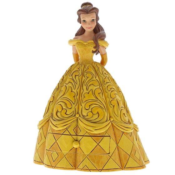 Belle Treasure Keeper Figurine