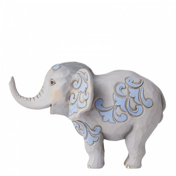 Elephant Mini Figurine