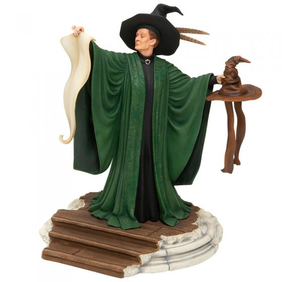 Professor Minerva McGonagall Year One Figurine