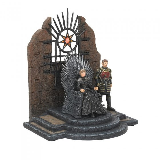 Cersei and Jamie Lannister Figurine - Game of Thrones by Dep