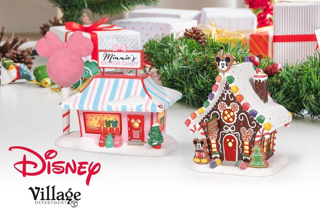 Disney Village by D56