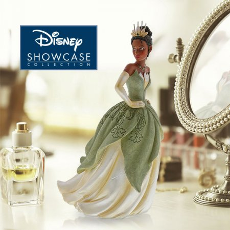 Going down the Bayou! Enesco unveils 10th anniversary Disney Princess and the Frog figurine