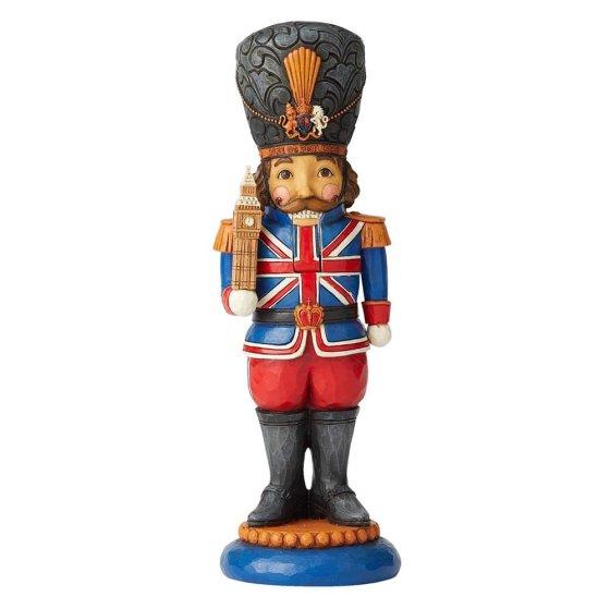 London's Legend (British Nutcracker Figurine)