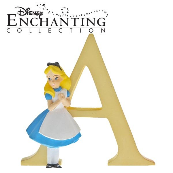 Enesco launches new alphabet letter range in its Enchanting Disney collection