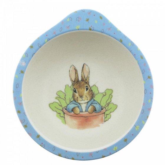 Peter Rabbit Bamboo Bowl