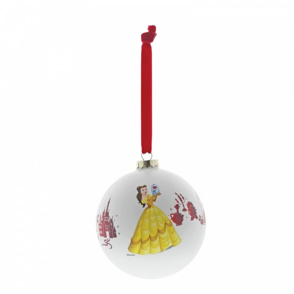 Be Our Guest (Beauty and the Beast Bauble) : Enesco ...
