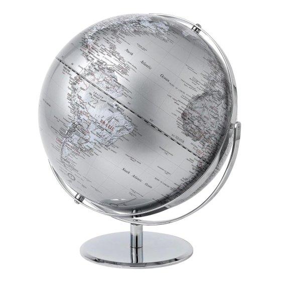 Silver Globe 43cm