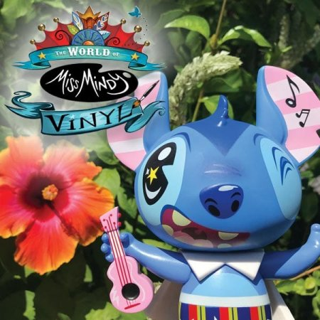 Miss Mindy and Disney Vinylmation