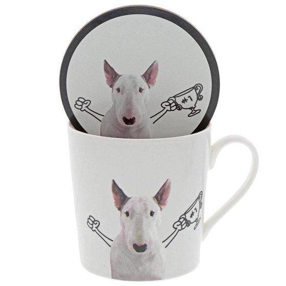 'The Winner' Mug & Coaster Set