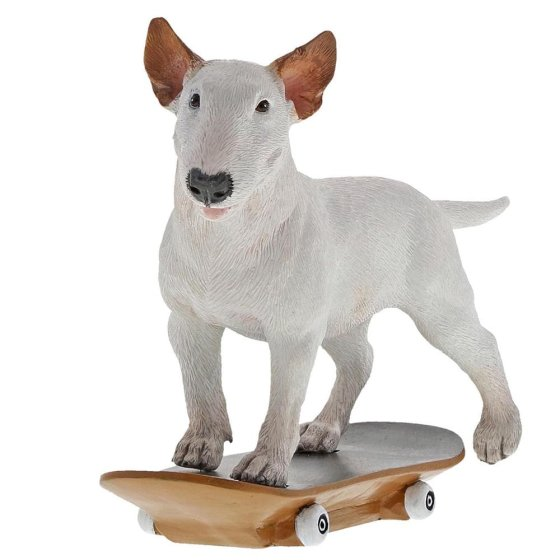 'Skateboard' Figurine
