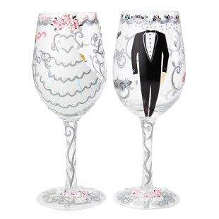 Bride & Groom Wedding Gift Set