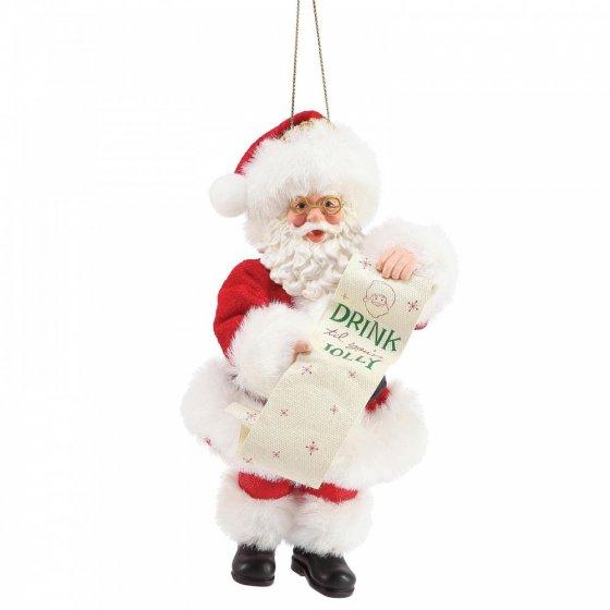 Till You're Jolly Ornament