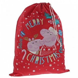 Peppa Pig Christmas Sack