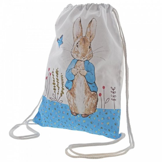 Peter Rabbit Drawstring Bag
