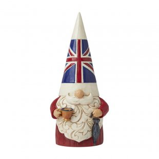 British Gnome Figurine