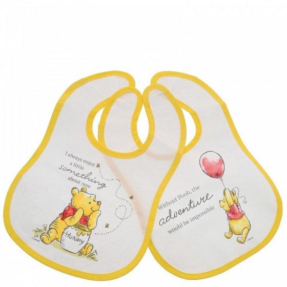 Winnie The Pooh Bib (Set of 2)