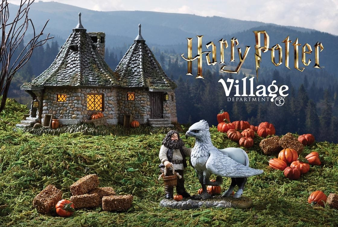 Harry Potter Village by D56