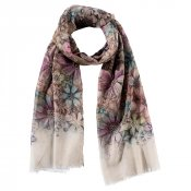 Floral Style & Gracie Scarf